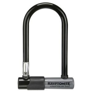 Travas do tipo U-Lock constituem a maneira mais segura de trancar uma bicicleta. Foto: Divulgação