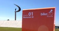 Bike Brasilia inaugura com dez estações. Previsão é chegar a 40 até setembro. Foto: Divulgação