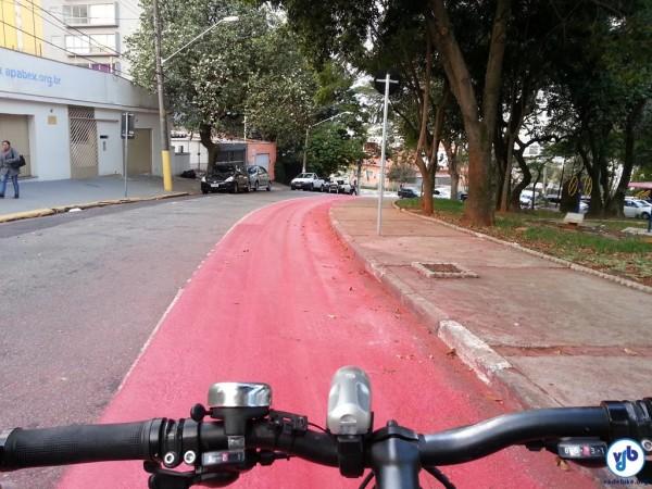 Ciclovia aponta caminho com subidas mais acessíveis entre a Ricardo Jafet e o topo da V. Mariana. Foto: Willian Cruz