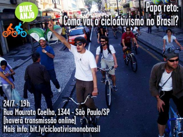 papo reto cicloativismo no brasil