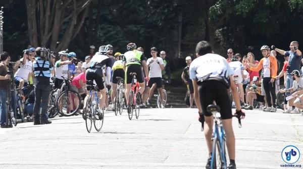 Campeonato de subida de ladeira está em sua terceira edição. Foto: Rachel Schein