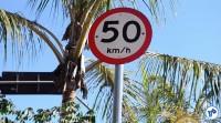 Velocidade na Abel Ferreira foi reduzida para 50 km/h. Foto: Rachel Schein