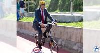 Inauguracao ciclovia Tatuape - Haddad fb h