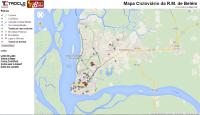 Mapa foi feito com base em tutorial publicado pela ONG Transporte Ativo. Imagem: Reprodução