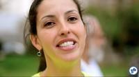 Tatiana Lowenthal, que foi correndo da av. Eng. Luis Carlos Berrini até o Viaduto do Chá. Foto: Rachel Schein