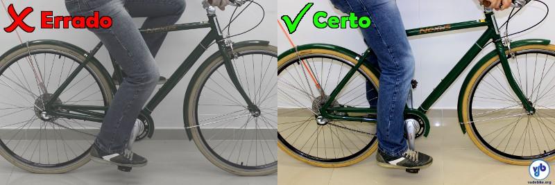 e353eabbf Dicas básicas para pedalar melhor – altura do selim e pisada