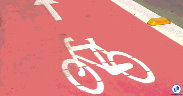 A implantação de 400 km de infraestrutura cicloviária faz parte do plano de metas da Prefeitura de São Paulo. Foto: Willian Cruz