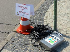 Detalhe do sensor de contagem usado no Rio de Janeiro. Foto: Fabio Nazareth