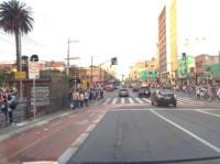 Ciclovia no Viaduto Alberto Marino. Foto CET/Divulgação
