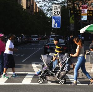 Segurança de pedestres e ciclistas é prioridade. Foto: Reprodução