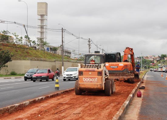 Obras já estão em andamento. Foto: Mauricio Martins