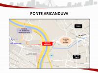 Ponte Aricanduva. Imagem: SMT/Divulgação