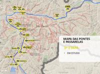 Mapa da terceira etapa. Imagem: SMT/Divulgação
