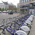 Lillestrøm, no sul da Noruega, incentiva transporte não motorizado. Na imagem, sistema de bike sharing de Oslo, capital norueguesa. Foto: Shymal (cc)
