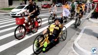 Bicicletada Inclusiva 2014 - Foto Rachel Schein 12
