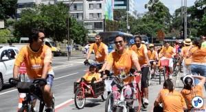 Bicicletada Inclusiva 2014