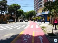 Al. dos Boninas, esquina com R. dos Jacintos. Foto: Willian Cruz