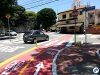 Al. dos Boninas, esquina com Av. Sen. Casemiro da Rocha. Foto: Willian Cruz