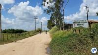 Início da estrada de terra. Foto: Willian Cruz