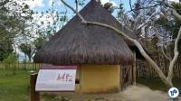 Onjó Cruzambê, um solo sagrado para a prática de religiões de matriz africana. Desde os anos 80, essas atividades são realizadas na madrugada de 20 de novembro. Por respeito, não fotografamos seu interior. Foto: Willian Cruz