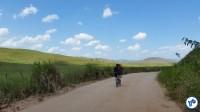 Terminando o caminho de volta. Foto: Willian Cruz