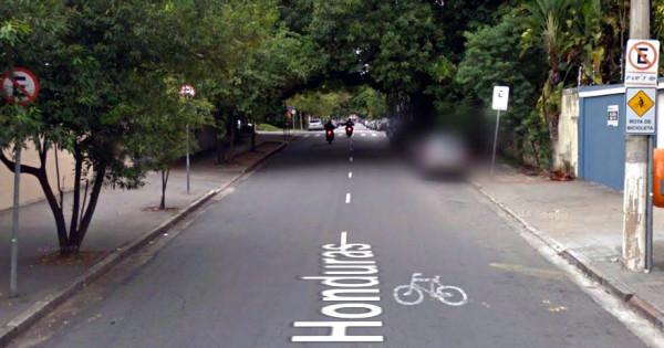 Imagem: Google Street View / Reprodução