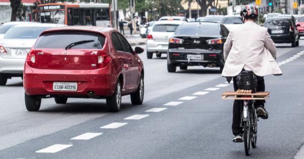 PL prevê que empresas que promoverem o uso da bicicleta podem conseguir empréstimos subsidiados. Foto: Rafael Neddermeyer/Fotos Publicas (cc)
