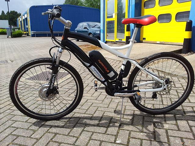 Resultado de imagem para Bike elétrica