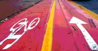 São Paulo passou a ter um total de 210,9 km de ciclovias. Foto: Willian Cruz