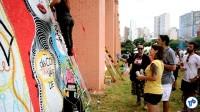 Pedalada grafites 23 de maio com Haddad 04 - Foto Rachel Schein