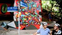 Pedalada grafites 23 de maio com Haddad 13 - Foto Rachel Schein