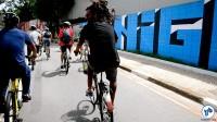 Pedalada grafites 23 de maio com Haddad 17 - Foto Rachel Schein