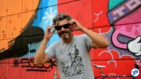 Pedalada grafites 23 de maio com Haddad 19 - Foto Rachel Schein
