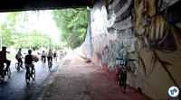 Pedalada grafites 23 de maio com Haddad 31 - Foto Rachel Schein