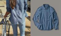 Commuter™ Long Sleeve Shirt • Barra traseira mais alongada para maior cobertura enquanto pedala.  • Tecido em malha termorreguladora. • Repelente a odores. • Manga raglan para maior mobilidade.