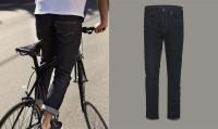 511 Commuter™ Slim Jeans •Cós traseiro mais alto para cobertura enquanto pedala •Repelente a água e poeira •Fitas refletivas para maior visibilidade •Stretch para maior mobilidade e conforto •Tecido reforçado para maior resistência
