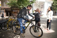 Evento Levi's Commuter Vá de Bike