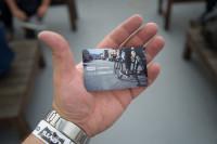Cartão de desconto para a linha Commuter foi distribuído aos convidados. Foto: Willian Cruz