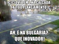 meme ciclovia bulgaria
