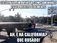 meme ciclovia california