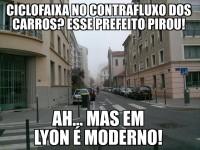 meme ciclovia franca