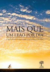 """Lançamento do livro """"Mais que um leão por dia"""" acontece em 13/6 em São Paulo. Imagem: Divulgação"""
