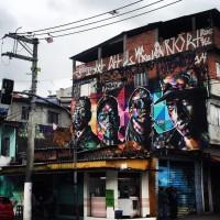 Tributo aos Racionais, no Capão Redondo (São Paulo). Foto: Divulgação