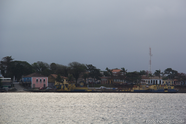 Vista de Cananéia. Foto: Pedro Sibahi