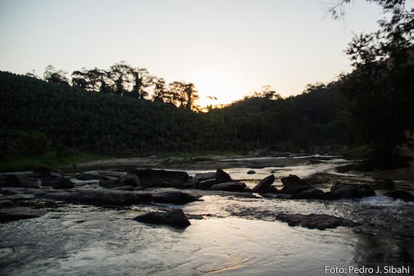 Cachoeira do Biguá. Foto: Pedro Sibahi