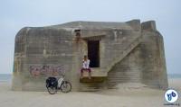 To Lokken 1 - Bunkers Alemães - Foto: Raquel Jorge