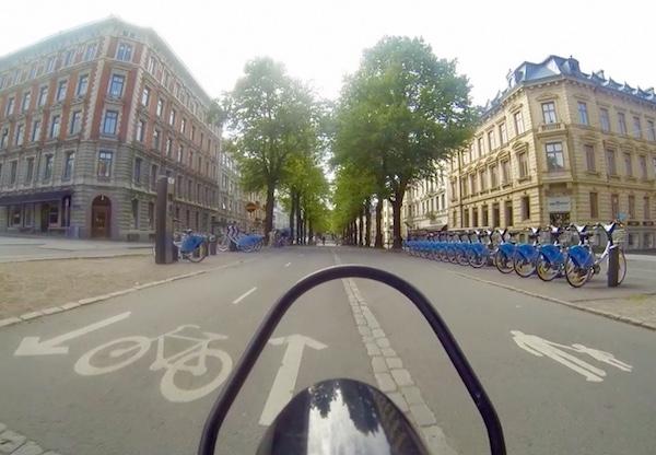 Gothenburg: passagem rápida pela Suécia não impediu que viajante se encantasse com o lugar. Foto: Raquel Jorge