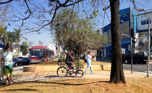 Com dados obtidos pelo estudo, coletivo pretende pressionar poder público. Foto: Divulgação/Ciclocidade
