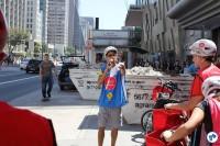 Wesley, do Bike Tour São Paulo. Foto Flavio Bonanome