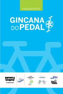 Gincana promete agitar ciclistas nesse domingo.